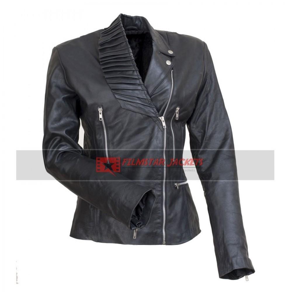 Sarah Harding Black Jacket