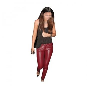Kylie Jenner Leather Pants