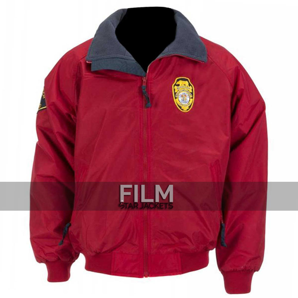 Baywatch Classic TV Series Mitch Buchannon Bomber Jacket