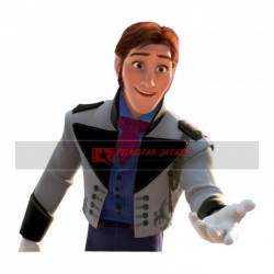 Frozen Hans Westergard Costume Replica Jacket