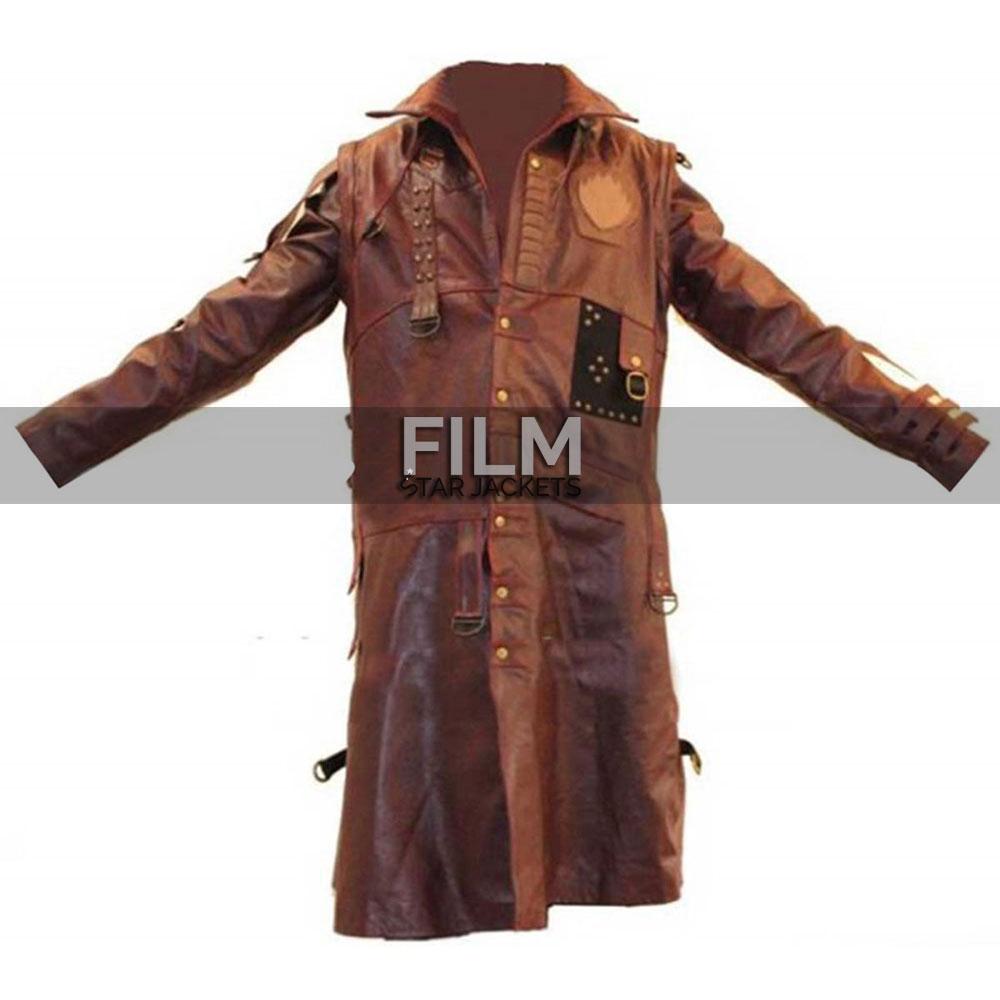 Guardians of the Galaxy Michael Rooker (Yondu) Costume Coat