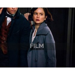 Fantastic Beasts Where Find Them Katherine Waterston Coat