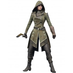 Assassin's Creed Syndicate Lydia Frye Coat