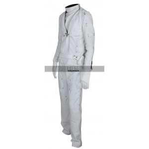 Caity Lotz Legends of Tomorrow White Canary Cosplay Costume