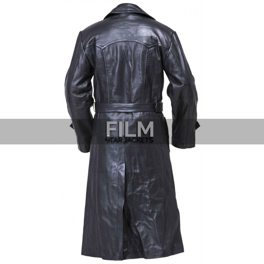 Hellboy Karl Ruprecht Kroenen Black Costume Coat