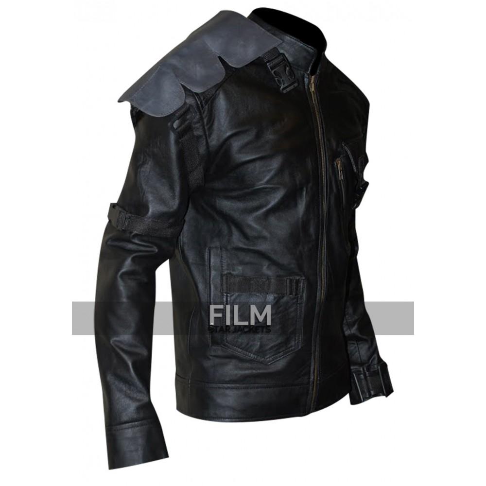 Killjoys John Jaqobis (Aaron Ashmore) Black Costume Jacket