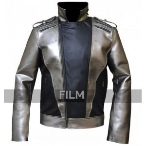 X-Men Apocalypse Evan Peters (Quicksilver) Leather Jacket