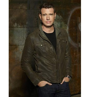 Whiskey Cavalier Will Chase Brown Leather Jacket