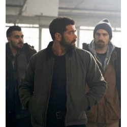 HARD KILL JESSE METCALFE COTTON JACKET
