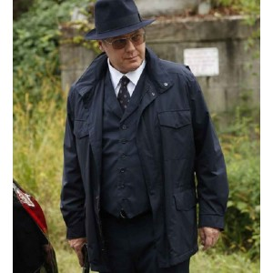 BLACKLIST JAMES SPADER COTTON JACKET