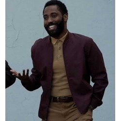 TENET JOHN DAVID WASHINGTON JACKET