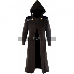 Fantastic Four Doctor Doom Cosplay Costume Coat