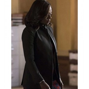 HOW TO GET AWAY WITH MURDERER ANNALISE KEATING COAT