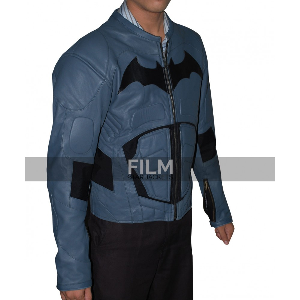 Arkham City Batman New Costume Skins Jacket