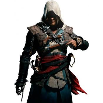 Assassins Creed 4 Black Flag Edward Kenway Jacket Sale