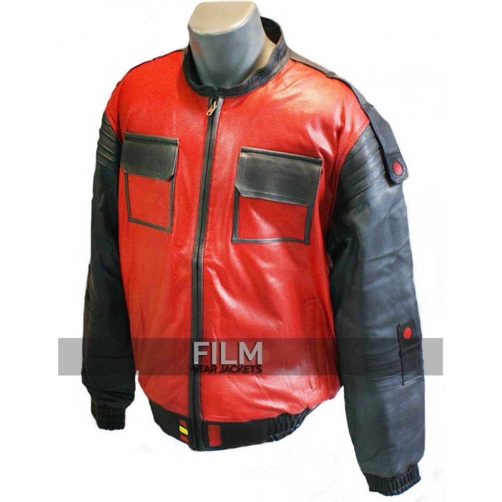Back To The Future 2 Marty Mcfly Replica BTTF Jacket