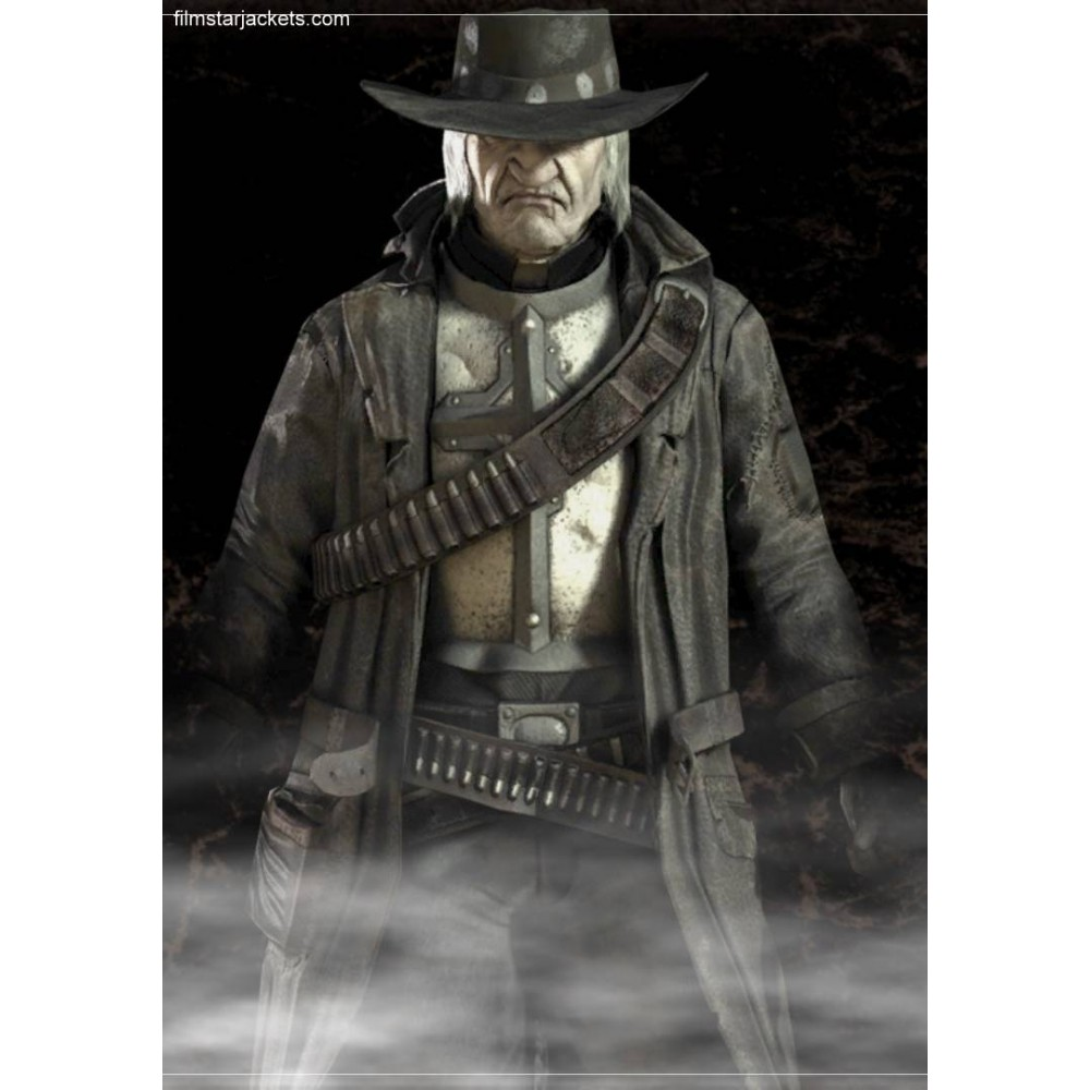 Call of Juarez Bound in Blood Ray McCall Jacket