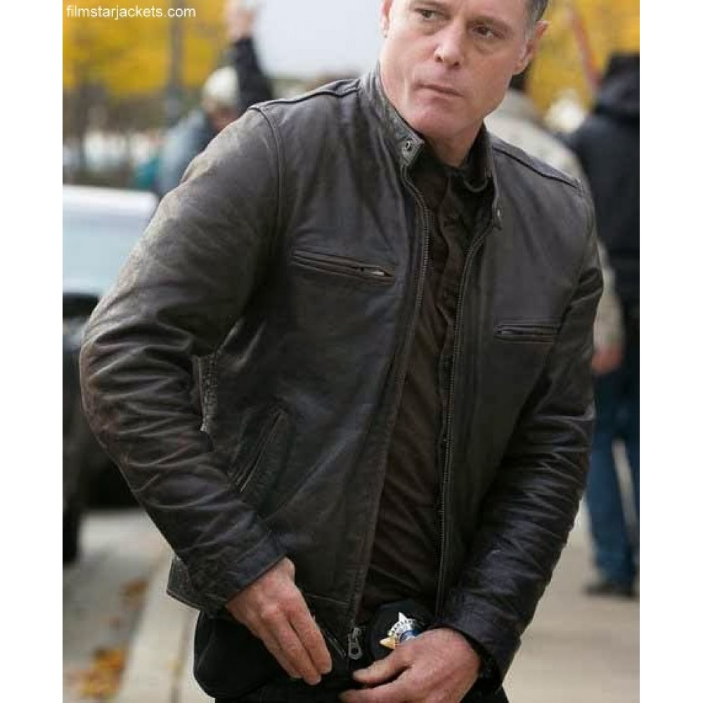 Chicago PD Jason Beghe (Sergeant Hank Voight) Jacket