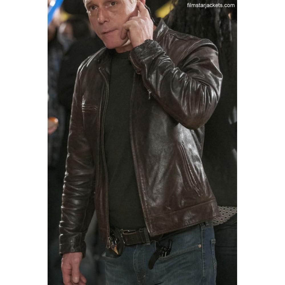 Chicago PD Jason Beghe (Sergeant Hank Voight) Jacket