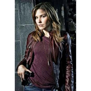 Chicago PD Sophia Bush (Erin Lindsay) Jacket