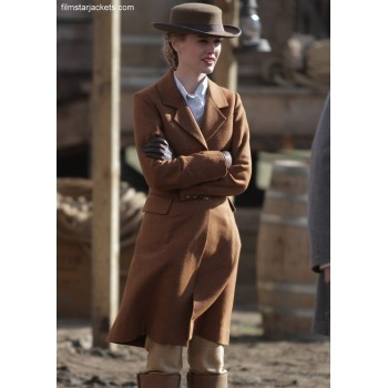 Hell on Wheels Lily Bell (Dominique McElligott) Jacket