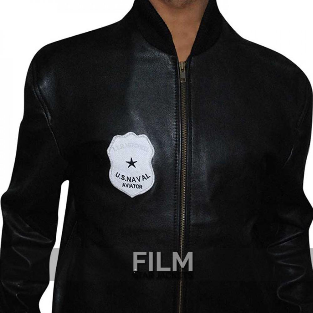 Kung Fury David Sandberg Black Jacket Sale