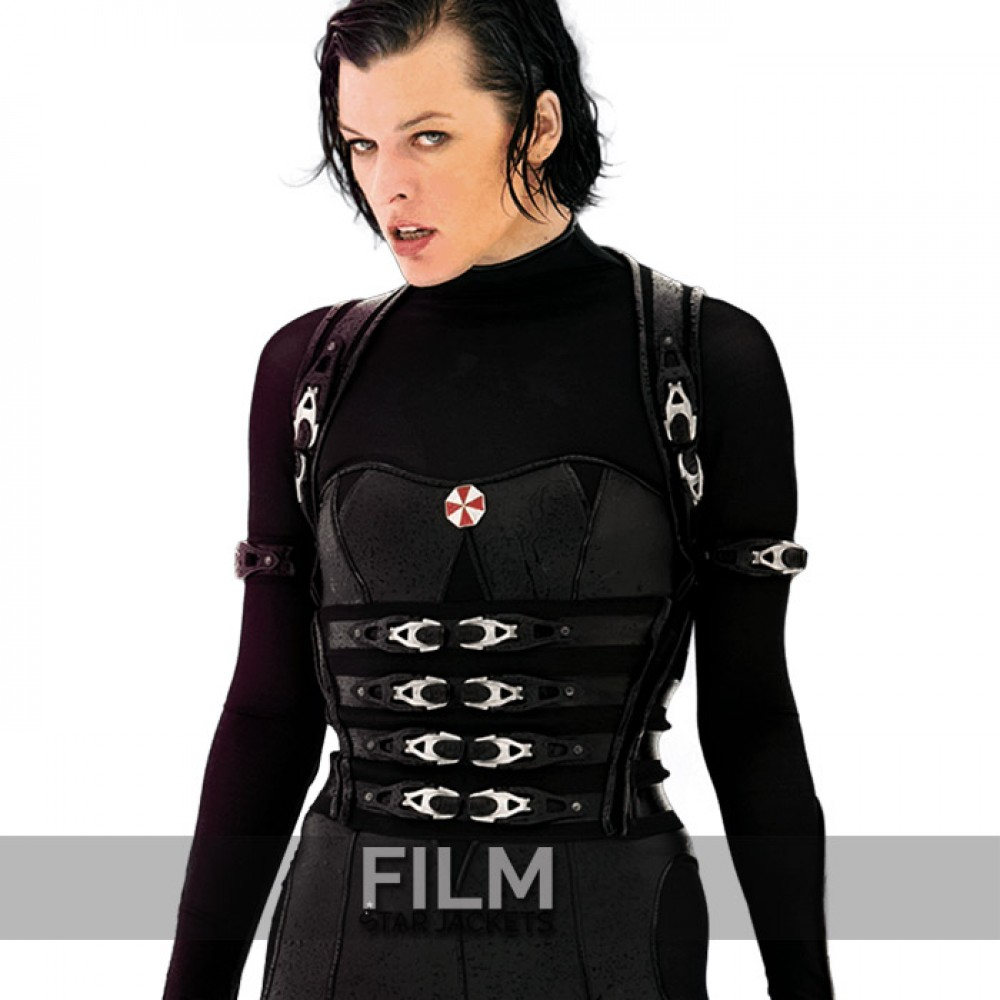 Resident Evil Retribution Milla Jovovich (Alice) Costume Vest