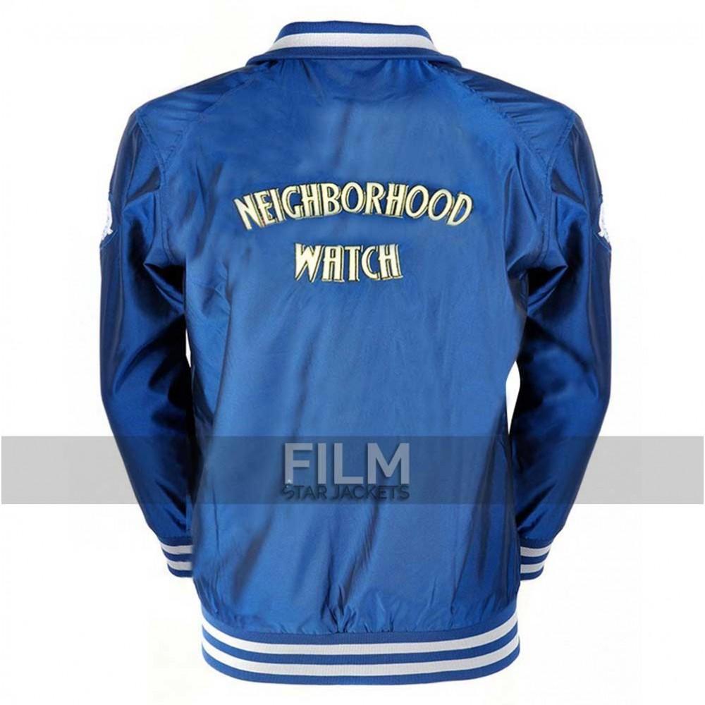 The Watch Movie Neighborhood Watch Jacket
