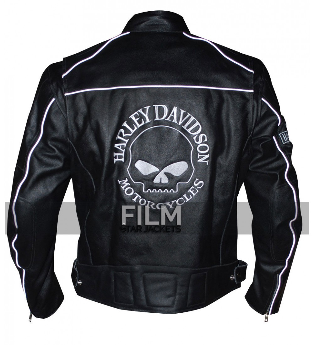 Chest Size Of A Harley Davidson Medium Leather Motorcycle Jacket