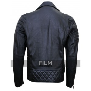 Prestige Homme MR18 Leather Jacket