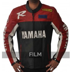 Yamaha Vintage Motorcycle Riding Jacket