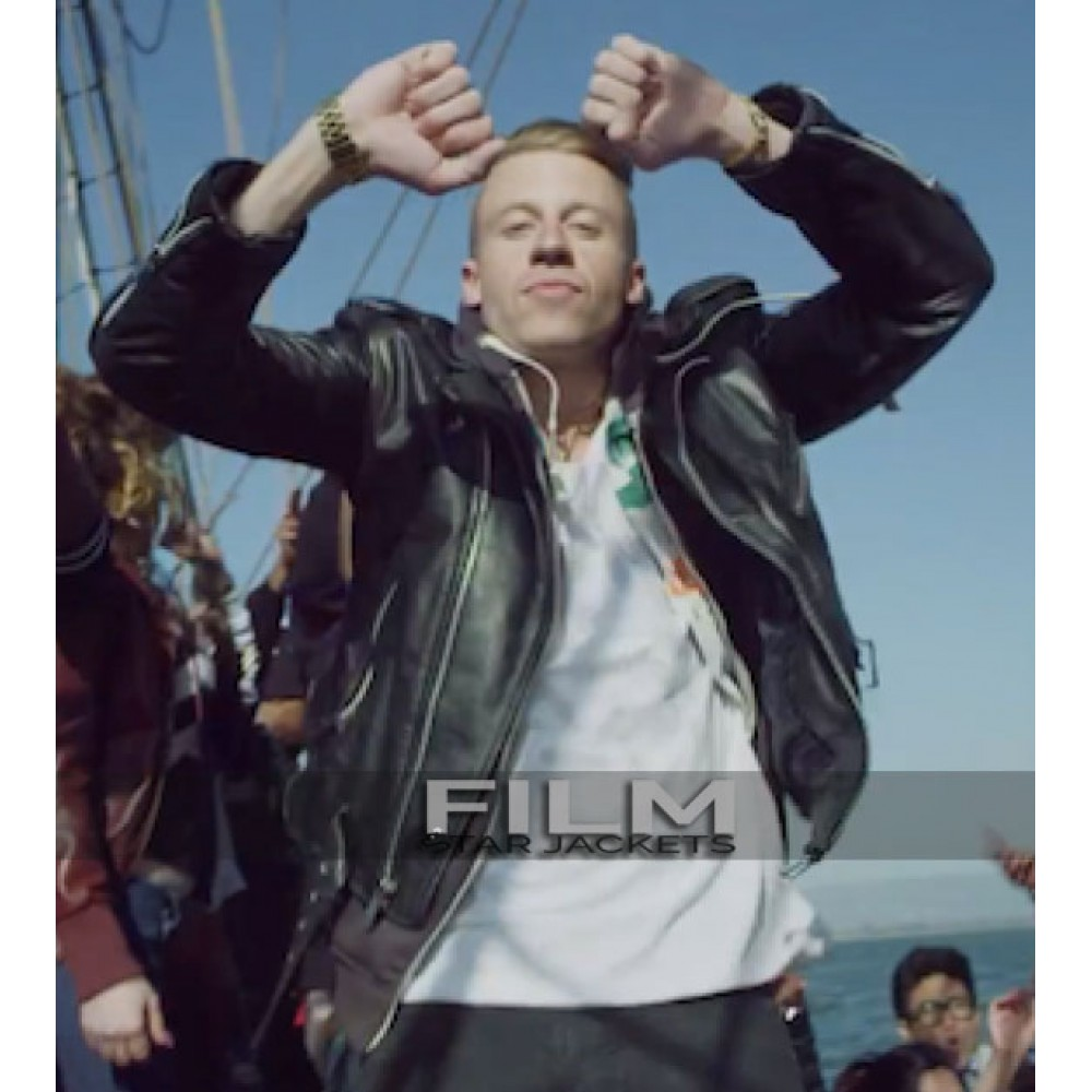 City Cant Hold Us Macklemore Black Jacket