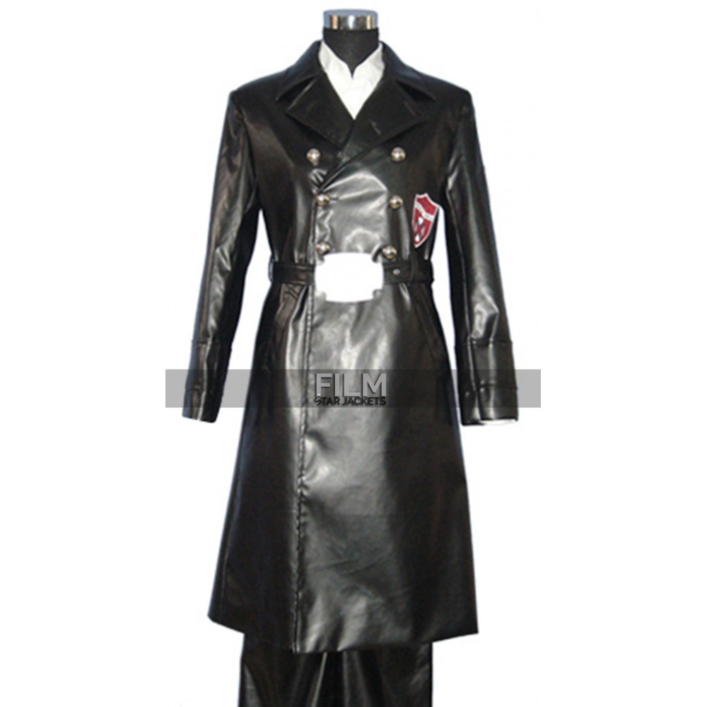 Reborn Xanxus Katekyo Hitman Long Coat