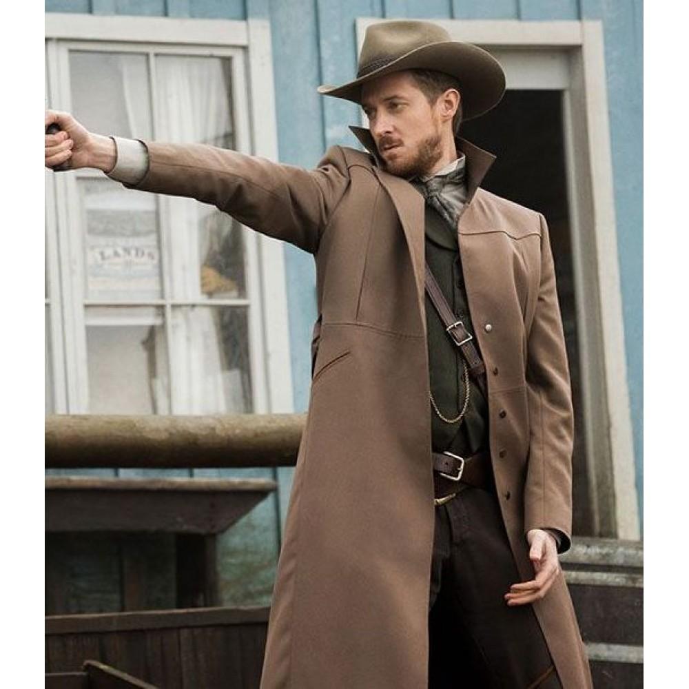 Arthur Darvill Legends of Tomorrow Trench Coat