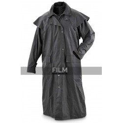 Liam Neeson Darkman Movie Trench Long Coat