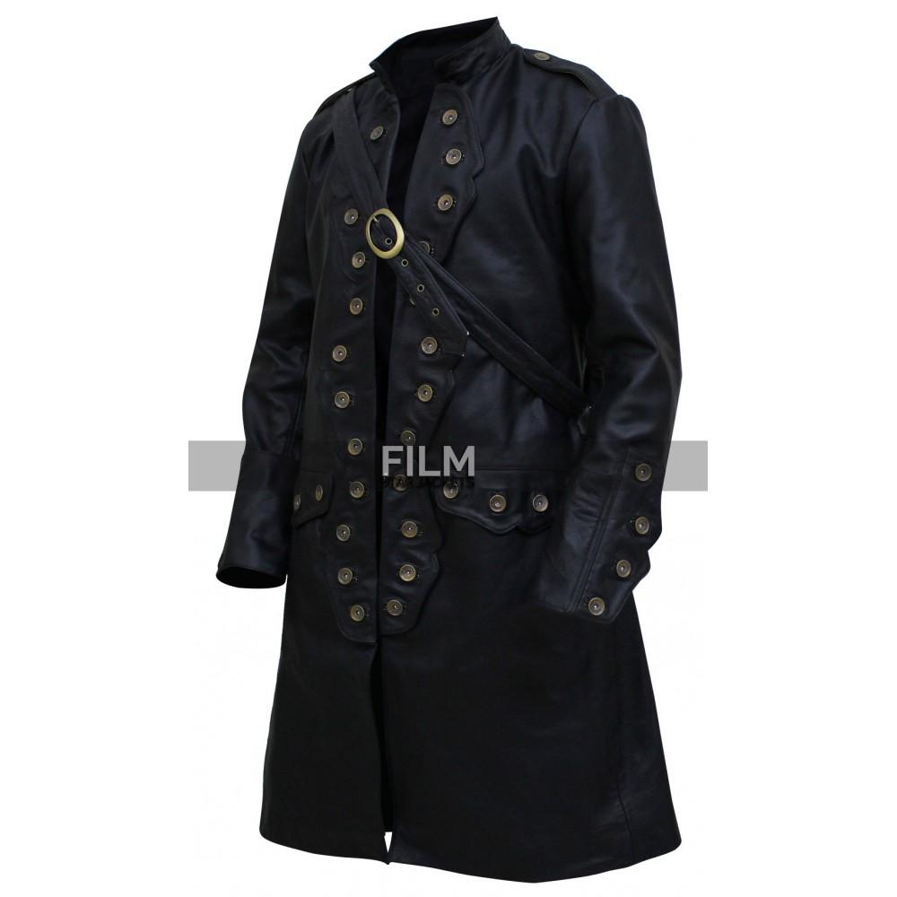 Pirates of the Caribbean 5 Orlando Bloom Coat