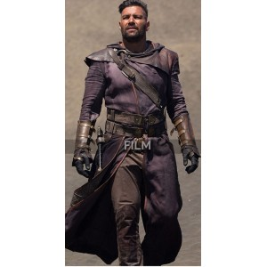 Shannara Chronicles Manu Bennett Costume