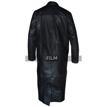 WWE Sting Returns 2015 Black Leather Coat