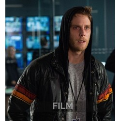 Limitless Brian Finch (Jake McDorman) Stripes Jacket
