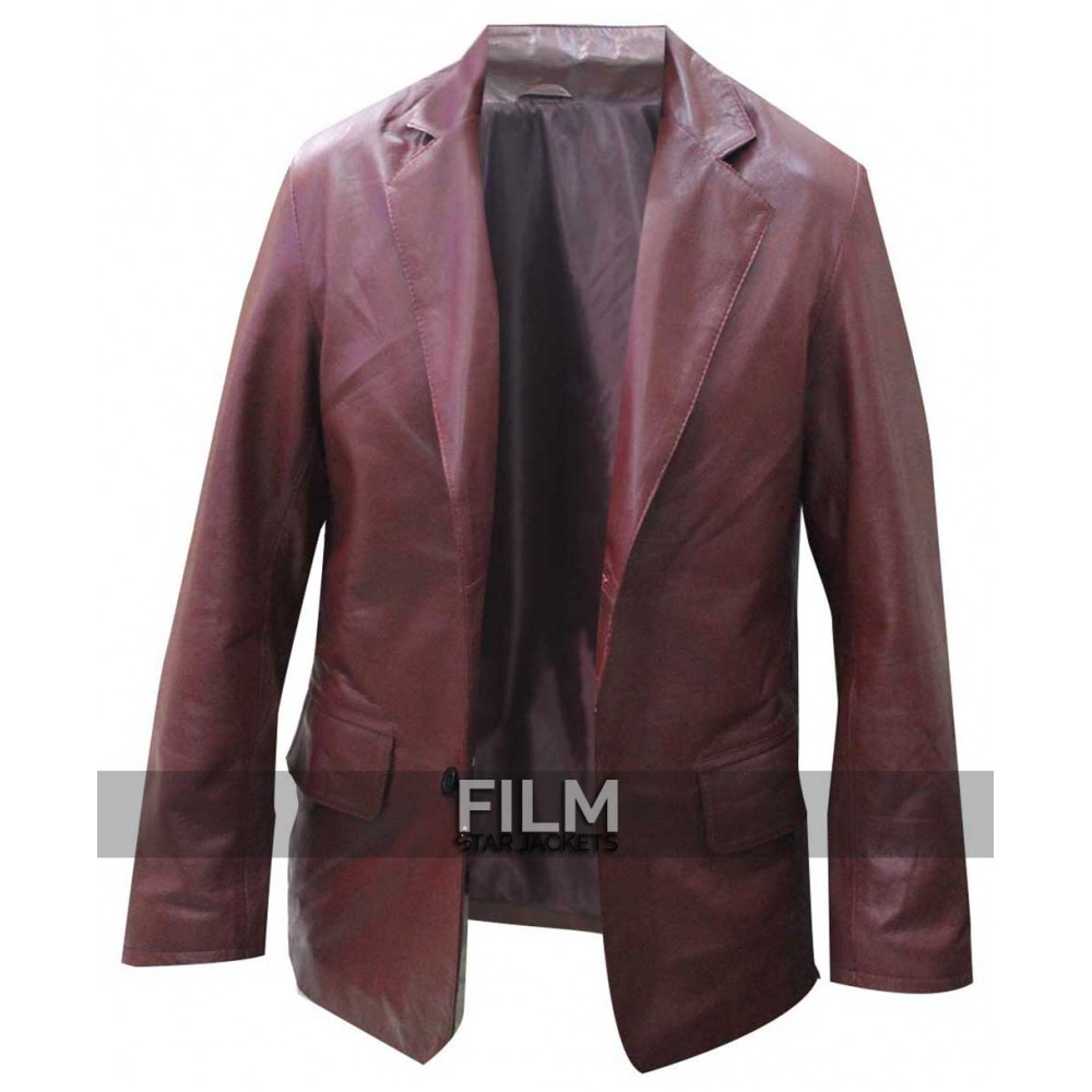 Billy Seven Psychopaths Sam Rockwell Jacket