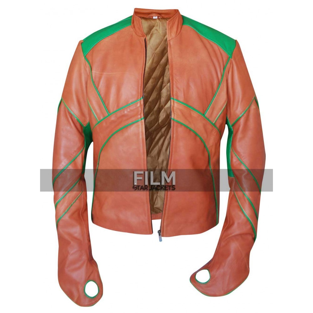 Aquaman Smallville Arthur Curry (Alan Ritchson) Costume Jacket
