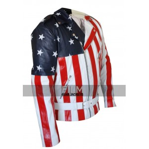 American Rider Faux Leather Jacket