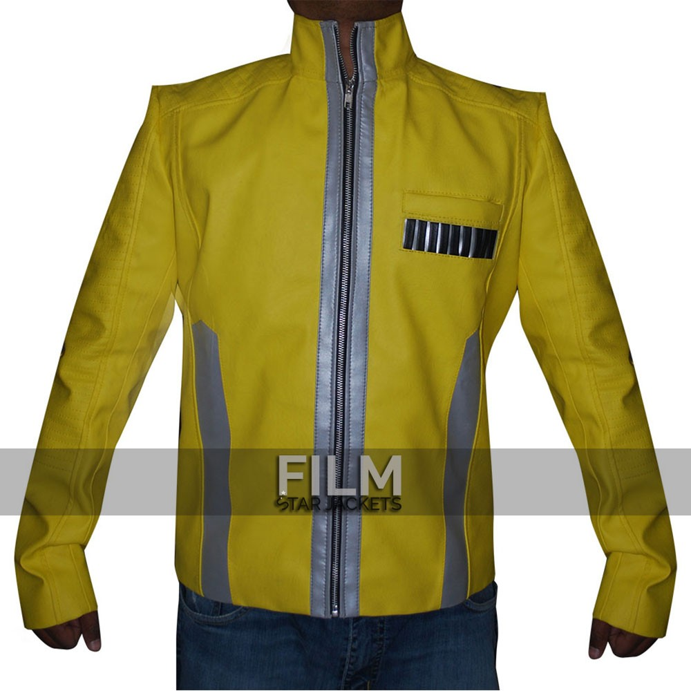 Luke Skywalker Star Wars New Hope Yellow Jacket