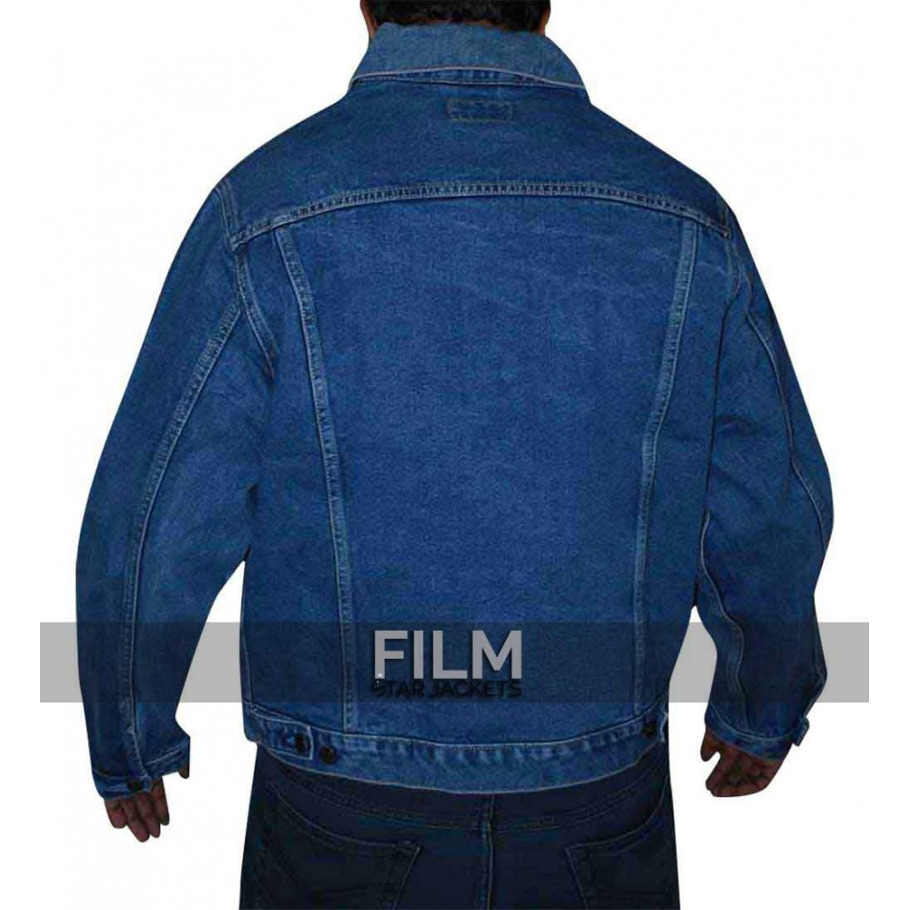 2 Guns Mark Wahlberg Blue Jacket