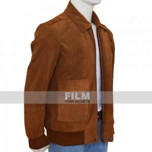 AMERICAN ULTRA MIKE HOWELL (JESSE EISENBERG) JACKET