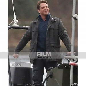 ANGEL HAS FALLEN GERARD BUTLER (MIKE BANNING) JACKET