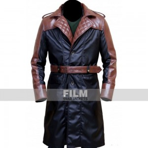 ASSASSIN'S CREED SYNDICATE JACOB FRYE COSTUME COAT