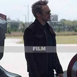 AVENGERS ENDGAME (ROBERT DOWNEY JR) TONY STARK JACKET
