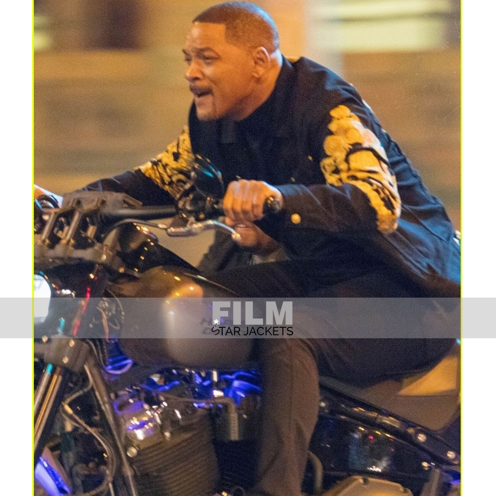 BAD BOYS FOR LIFE WILL SMITH (MIKE LOWREY) COTTON JACKET