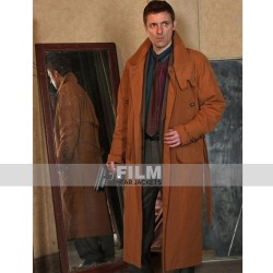 BLADE RUNNER RICK DECKARD TRENCH COAT